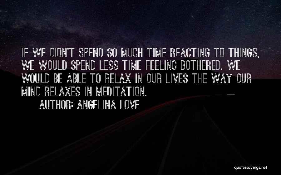 Angelina Love Quotes 201164