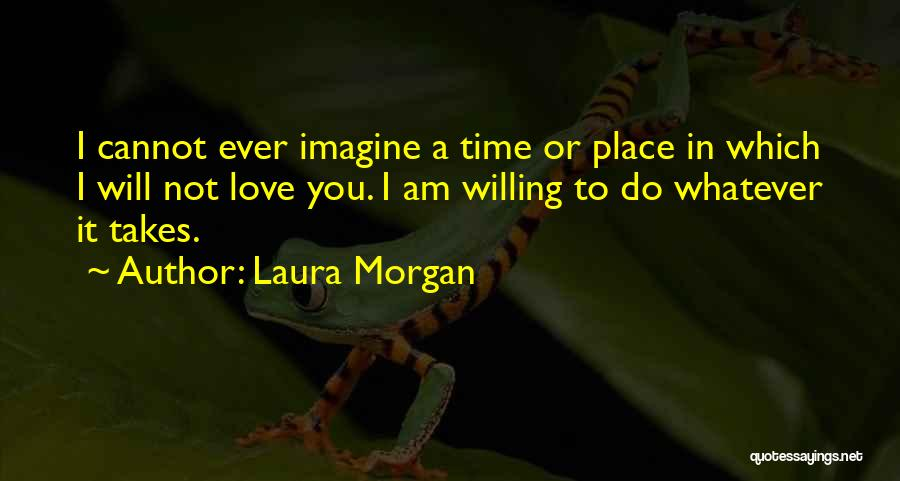 Angels And Demons Love Quotes By Laura Morgan
