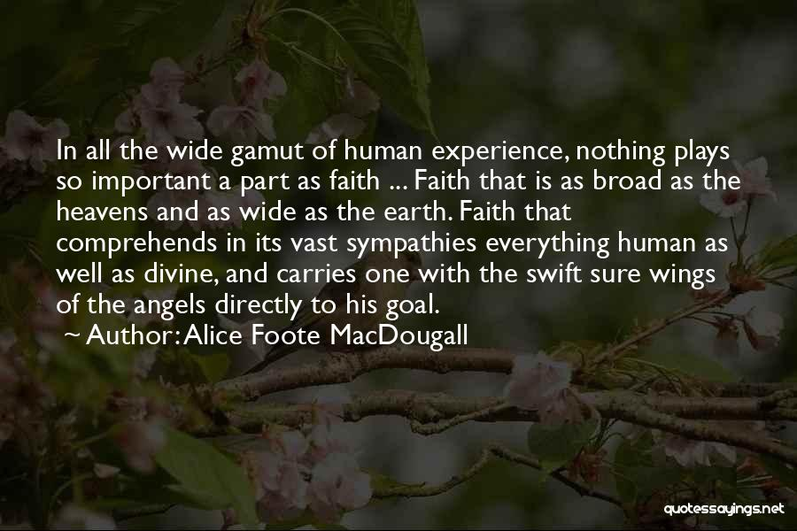 Angels Wings Quotes By Alice Foote MacDougall