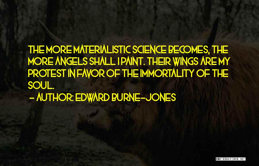 Angels Wings Quotes By Edward Burne-Jones