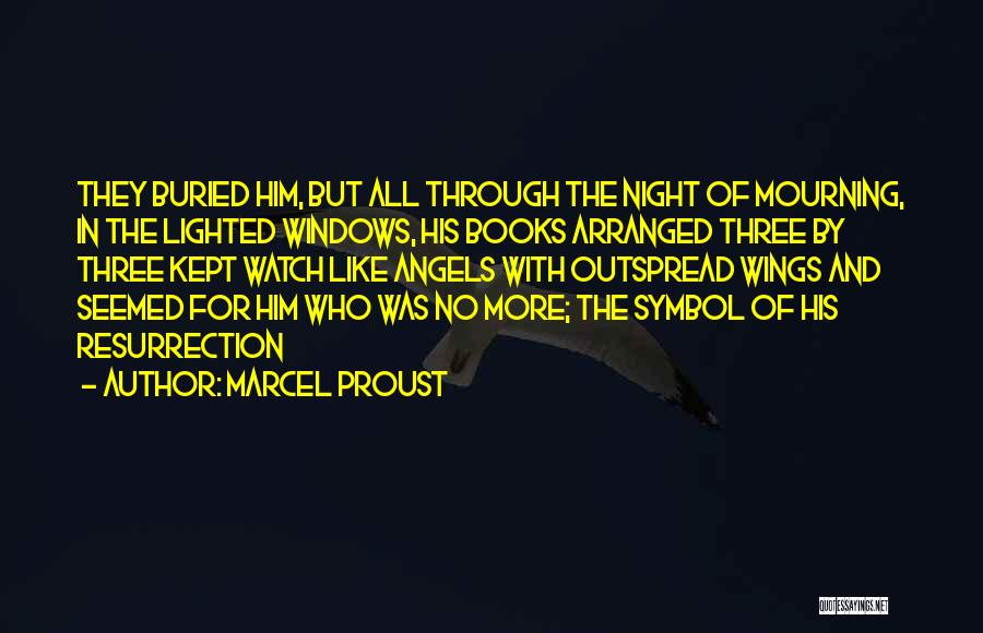 Angels Wings Quotes By Marcel Proust