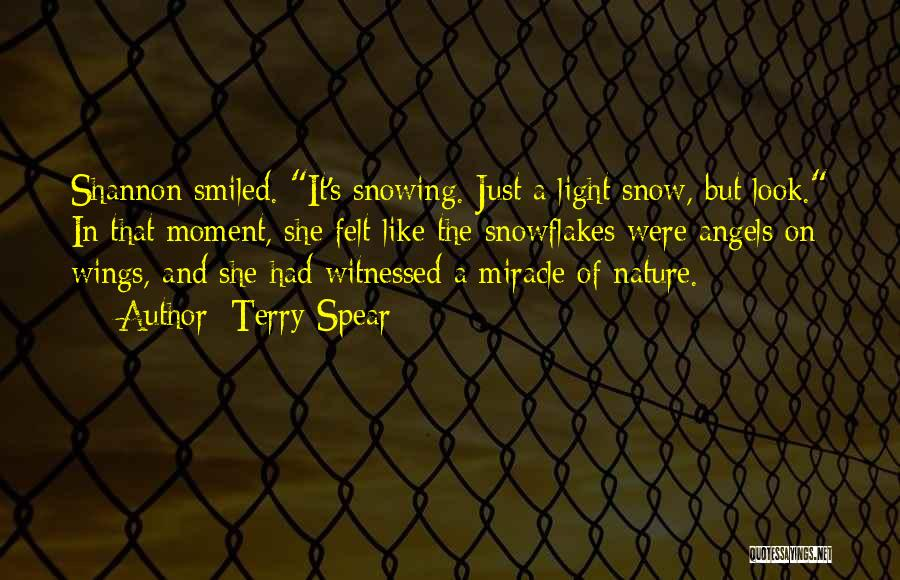 Angels Wings Quotes By Terry Spear