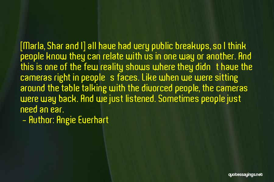 Angie Everhart Quotes 1624244