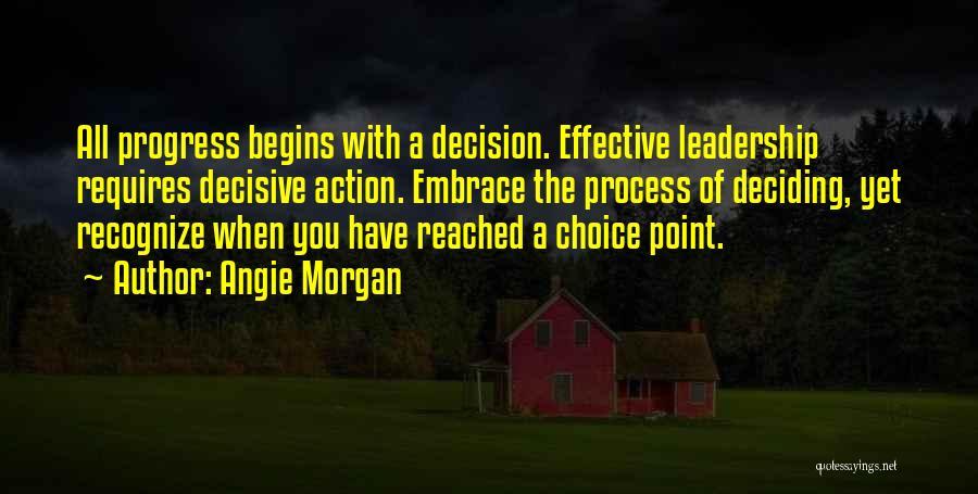 Angie Morgan Quotes 1050791