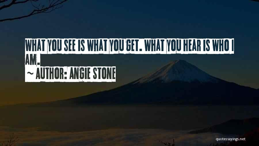 Angie Stone Quotes 1378614
