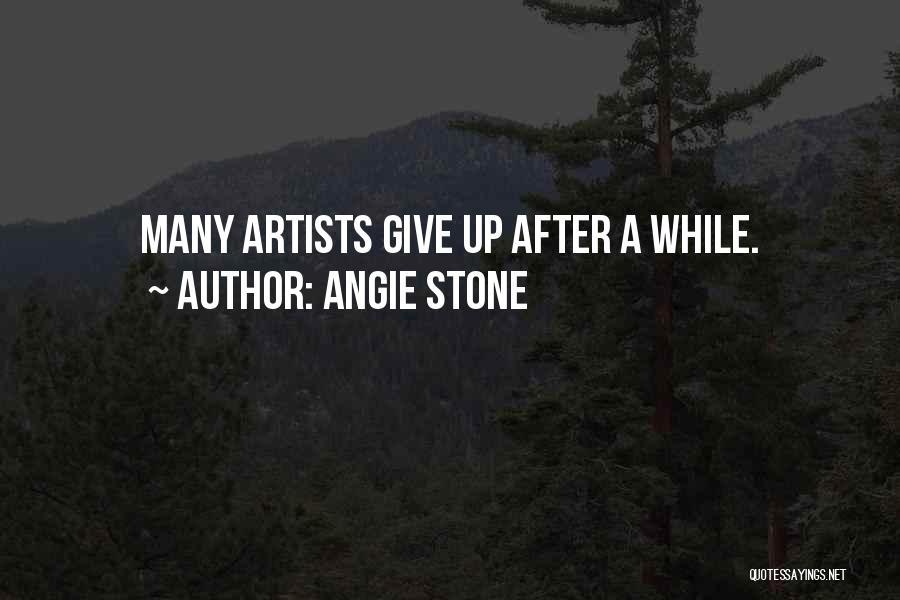 Angie Stone Quotes 1564718