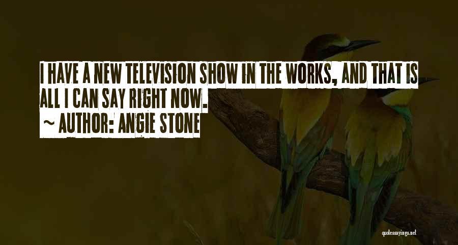 Angie Stone Quotes 1948872