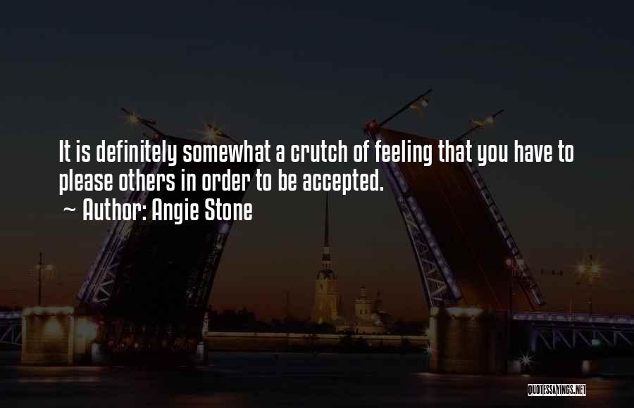 Angie Stone Quotes 2009064