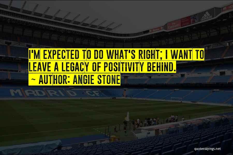 Angie Stone Quotes 234919