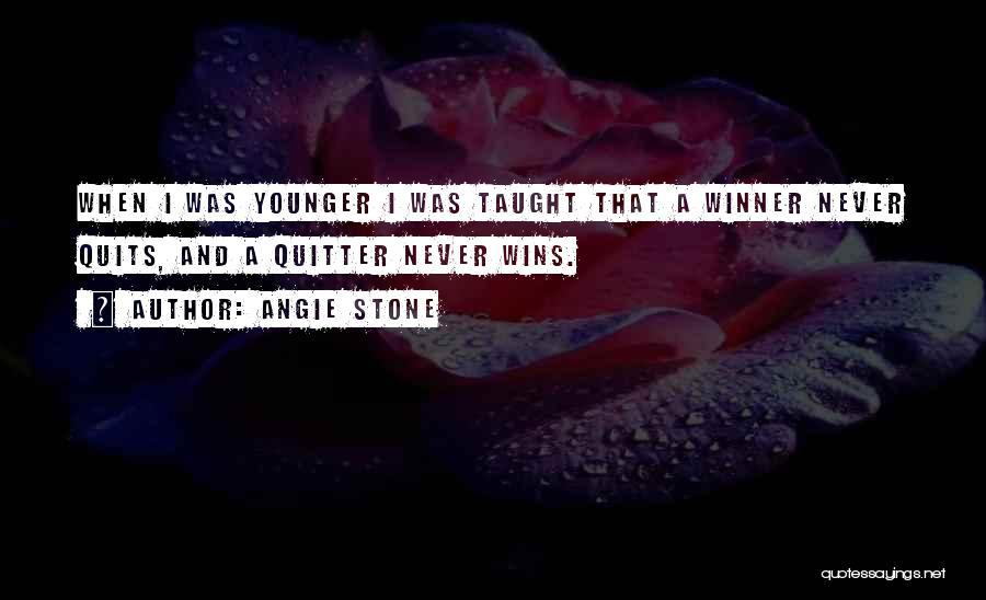 Angie Stone Quotes 734414