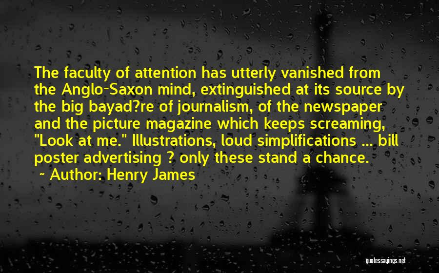 Anglo Saxon Quotes By Henry James