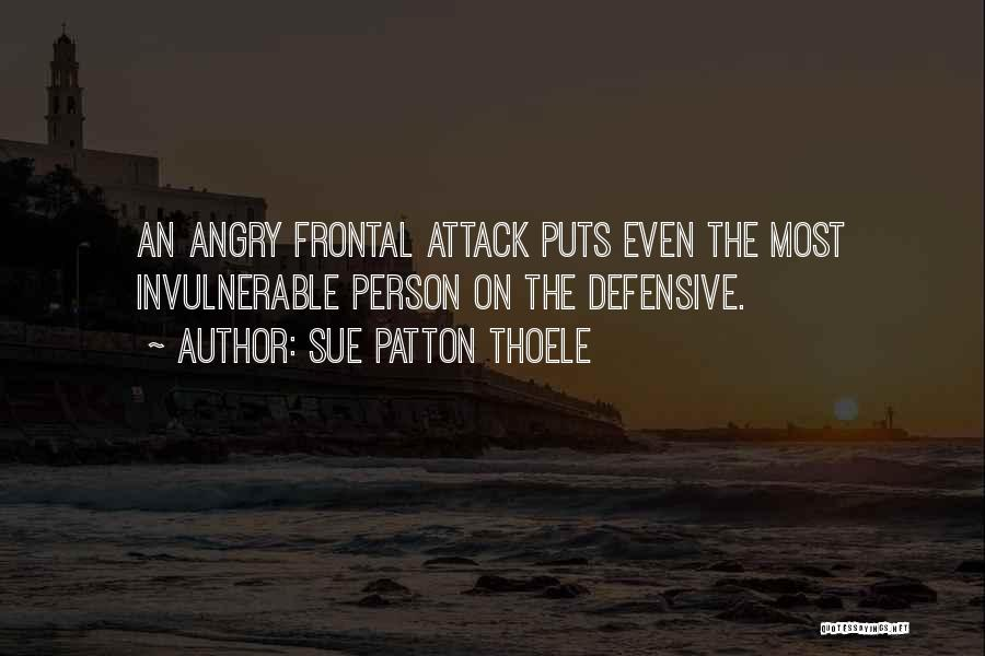 Angry Person Quotes By Sue Patton Thoele