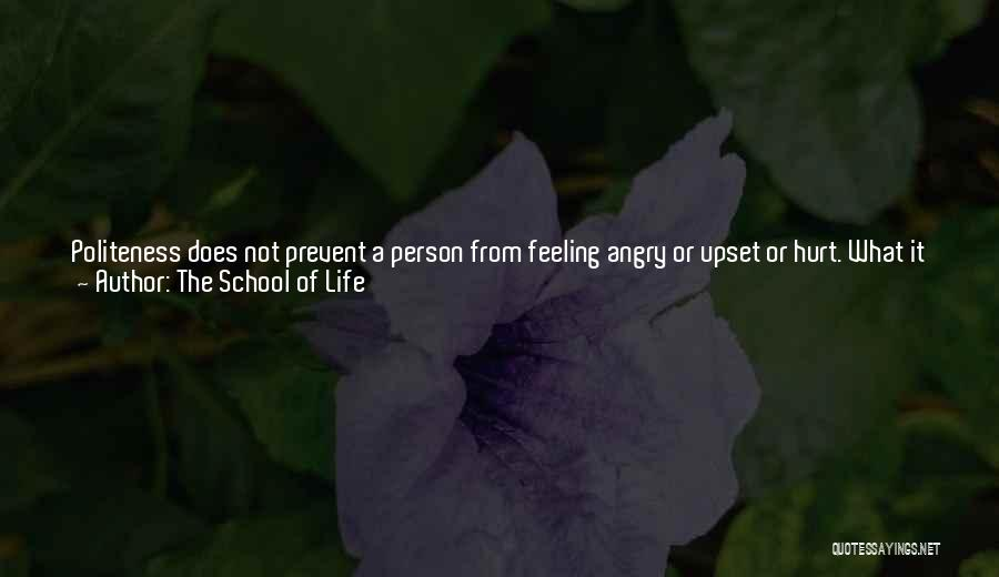 Angry Person Quotes By The School Of Life