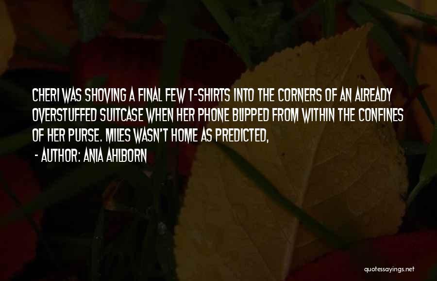 Ania Ahlborn Quotes 168585