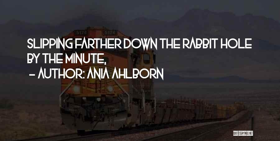 Ania Ahlborn Quotes 2137367