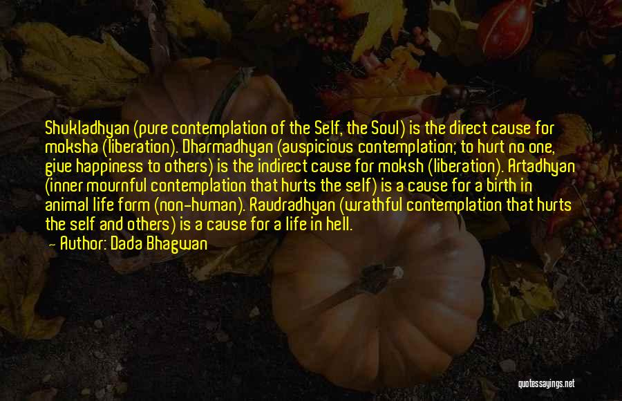 Animal Liberation Quotes By Dada Bhagwan