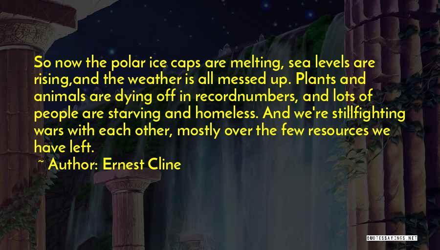 Animals Dying Quotes By Ernest Cline