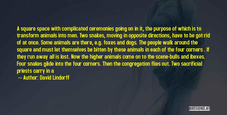 Animals Quotes By David Lindorff
