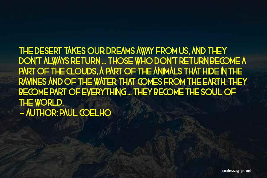 Animals Quotes By Paul Coelho