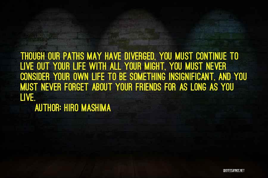 Anime K On Quotes By Hiro Mashima