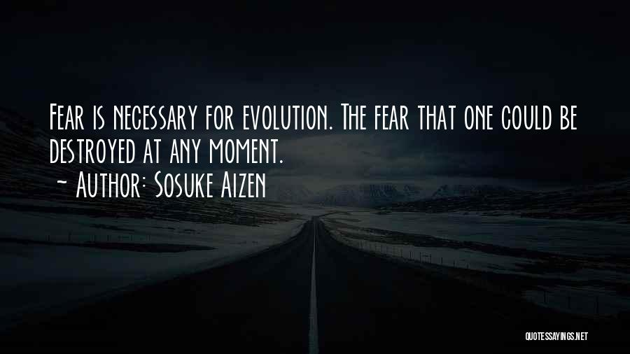 Anime K On Quotes By Sosuke Aizen
