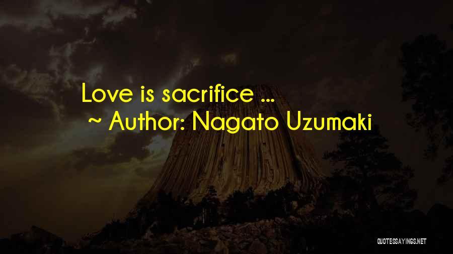 Anime Love Quotes By Nagato Uzumaki