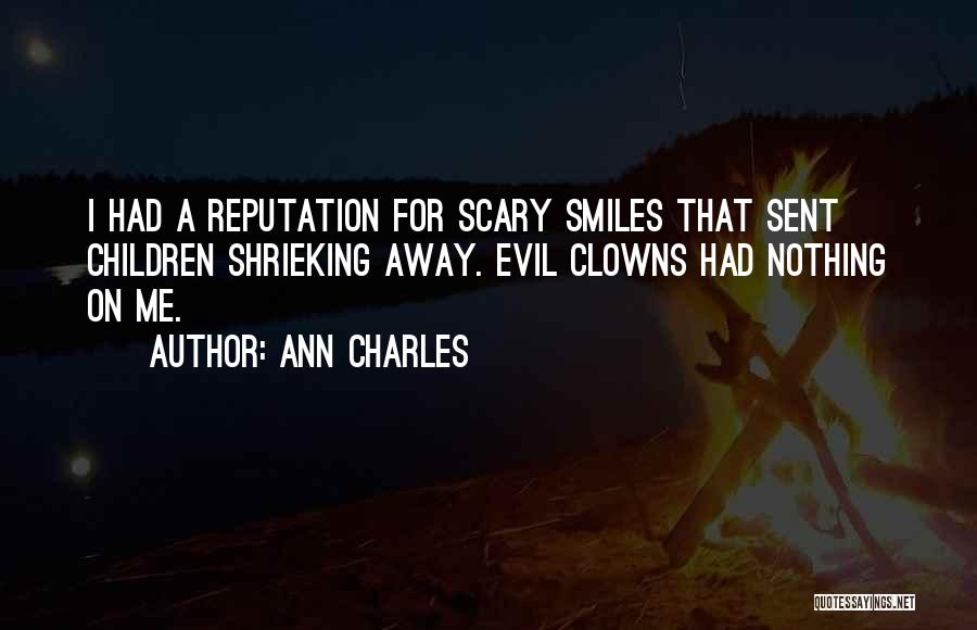Ann Charles Quotes 1866188