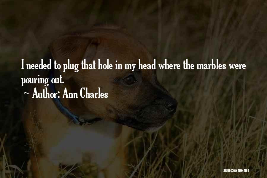 Ann Charles Quotes 267704