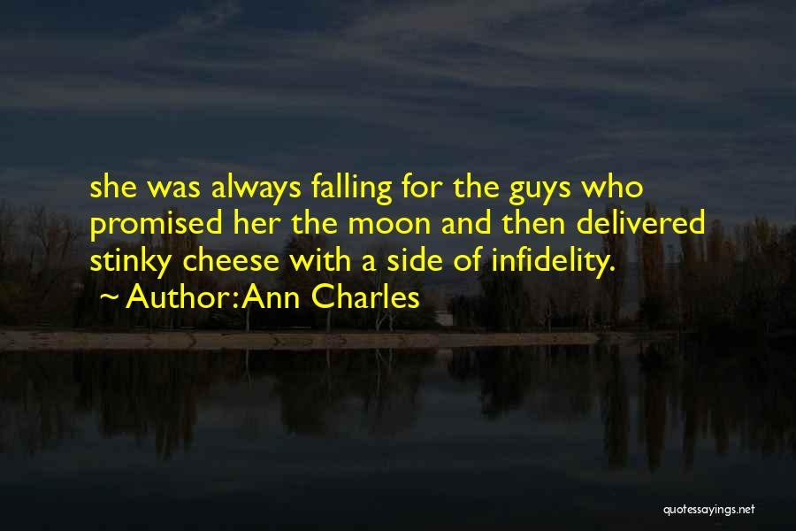 Ann Charles Quotes 469401