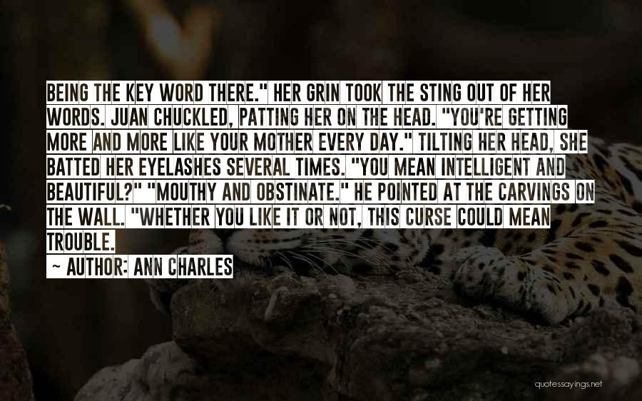 Ann Charles Quotes 638094