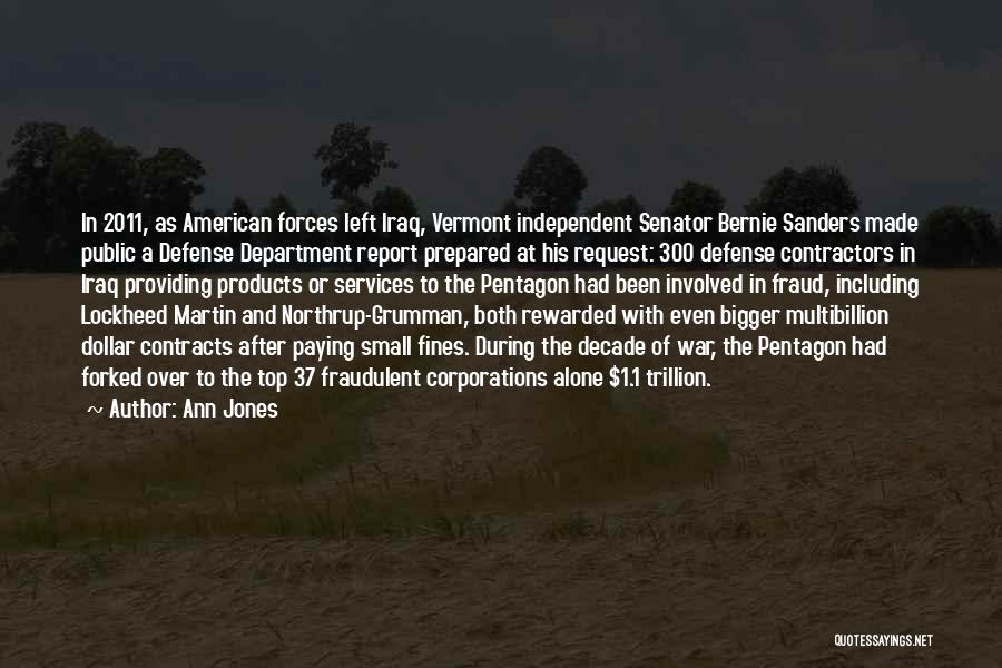 Ann Jones Quotes 1450149