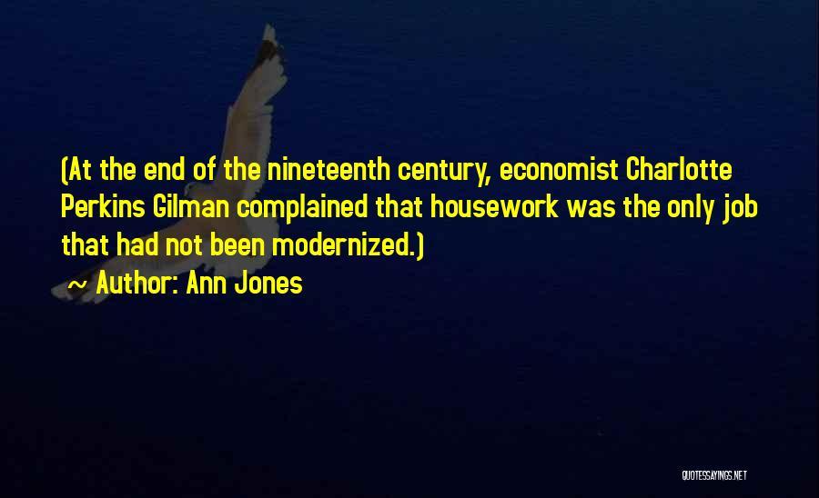 Ann Jones Quotes 1632814