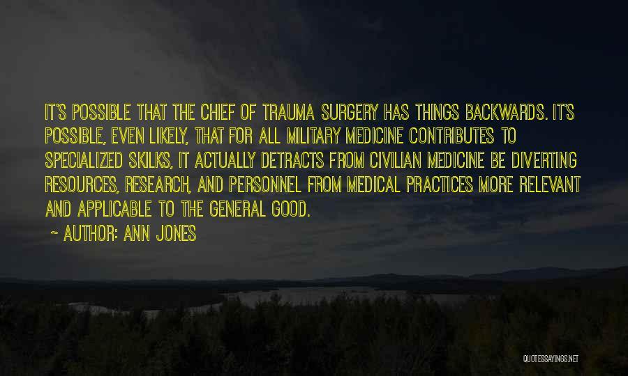 Ann Jones Quotes 2234644