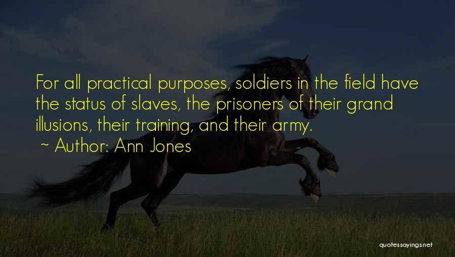 Ann Jones Quotes 848184