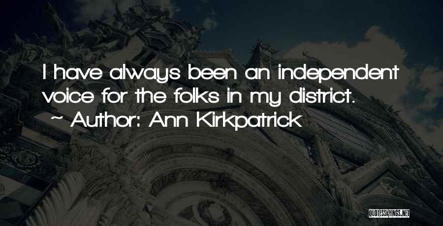 Ann Kirkpatrick Quotes 1258596