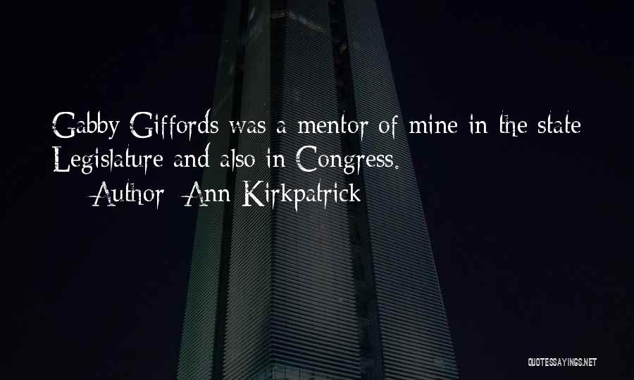Ann Kirkpatrick Quotes 147948