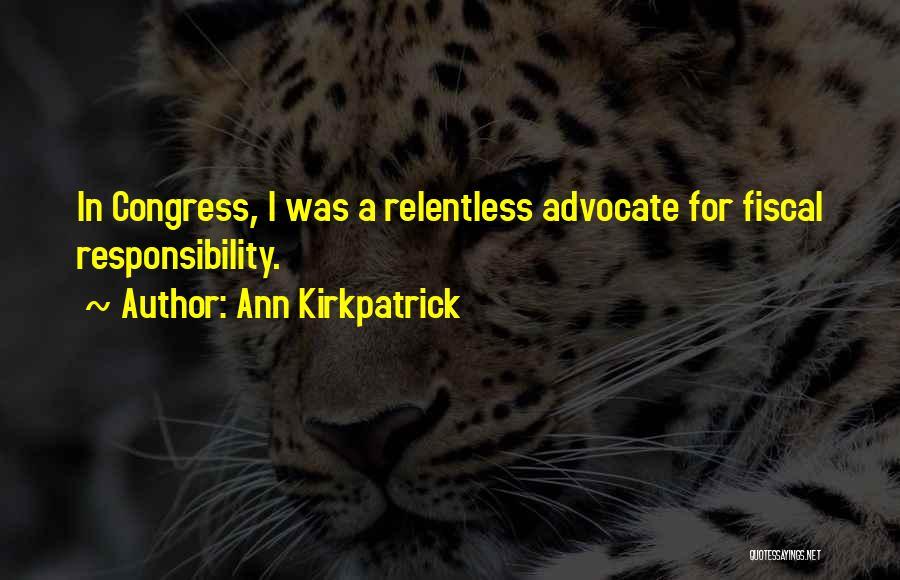 Ann Kirkpatrick Quotes 2010503