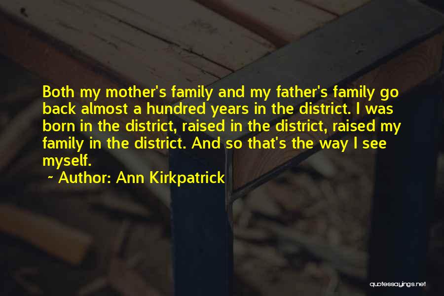 Ann Kirkpatrick Quotes 945965