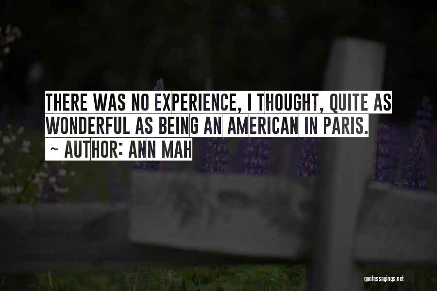 Ann Mah Quotes 2236013