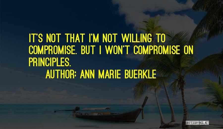 Ann Marie Buerkle Quotes 1787966