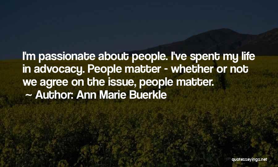 Ann Marie Buerkle Quotes 1981841