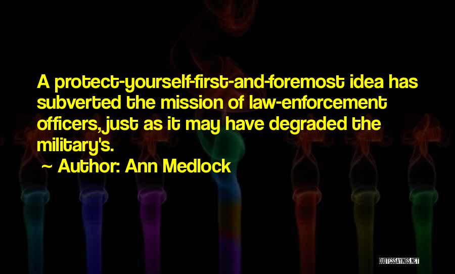 Ann Medlock Quotes 1254958