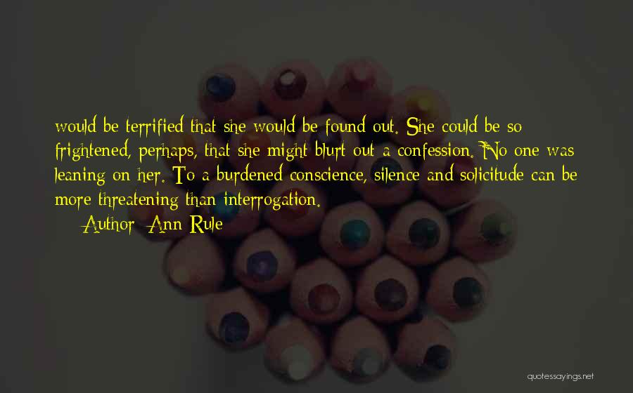 Ann Rule Quotes 1442937