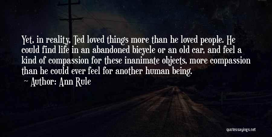 Ann Rule Quotes 825626