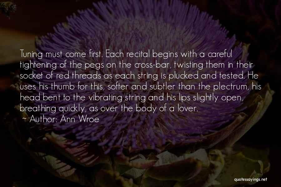 Ann Wroe Quotes 2008995