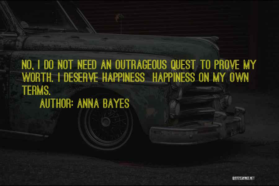 Anna Bayes Quotes 2099219