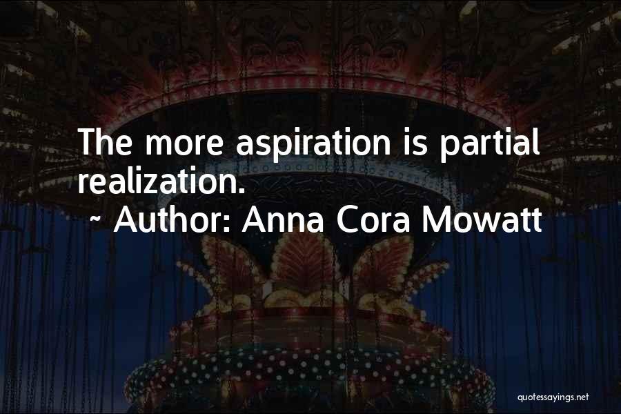 Anna Cora Mowatt Quotes 1310893