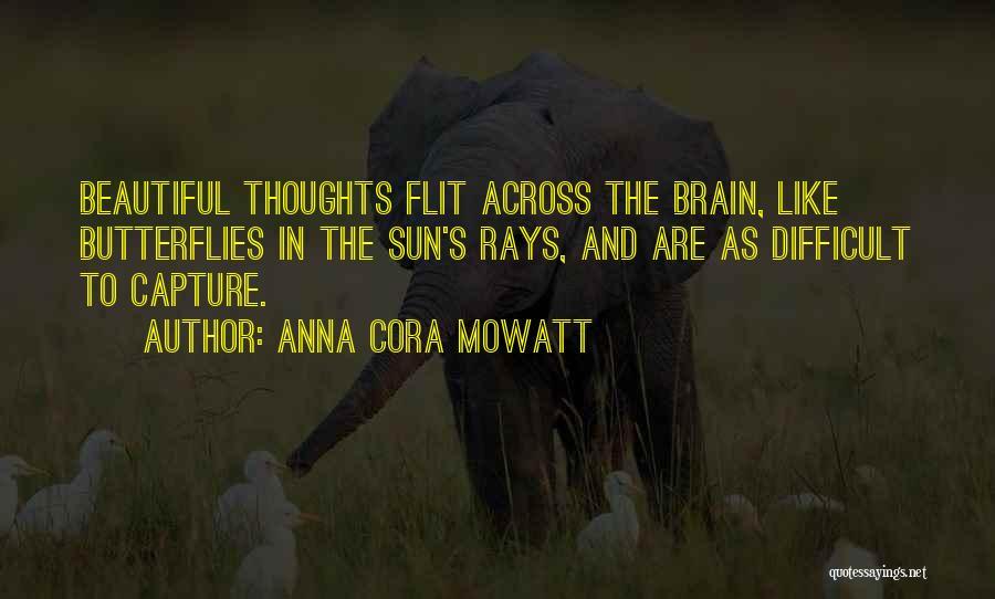 Anna Cora Mowatt Quotes 1535194