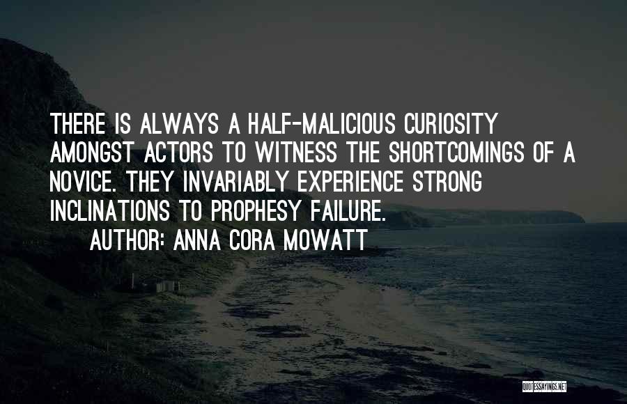 Anna Cora Mowatt Quotes 366825