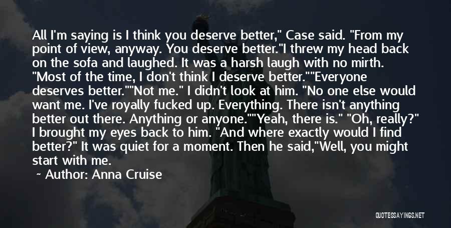 Anna Cruise Quotes 1822296